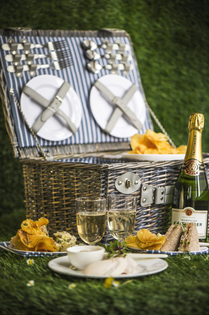 The Arch London Posh Picnic Hampers