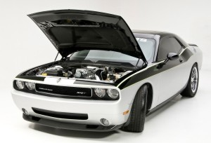 2009-Mr.-Norms-Super-Dodge-Challenger-Open-Hood